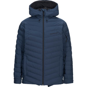 Peak Performance Frost Ski Jacket Herr Decent Blue Decent Blue