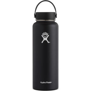 Hydro Flask Wide Mouth Flex Bottle 1180ml black black