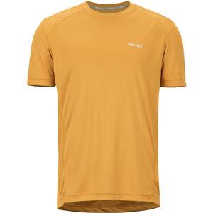 Marmot Windridge SS Shirt Herr aztec gold aztec gold