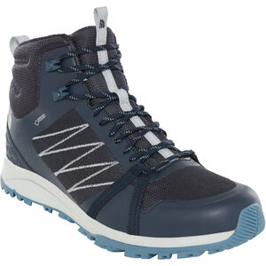 The North Face Litewave Fastpack II Mid GTX Shoes Herr urban navy/high rise grey urban navy/high rise grey