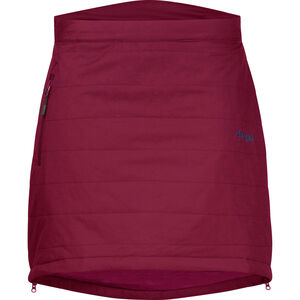 Bergans Maribu Insulated Skirt Dam Beet Red Beet Red