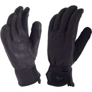 Sealskinz All Season Gloves Dam black/charcoal black/charcoal