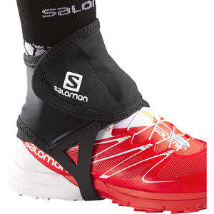 Salomon Trails Gaiters black black