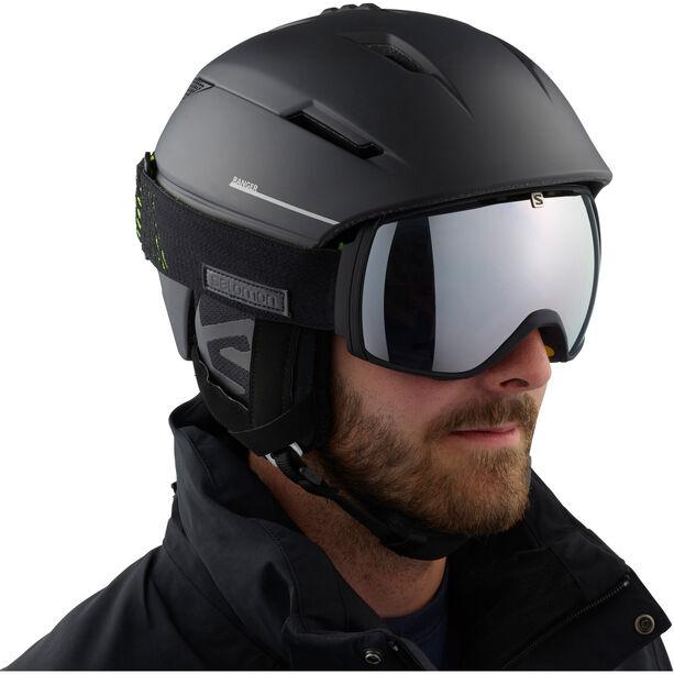 Salomon XT One Goggles black tie
