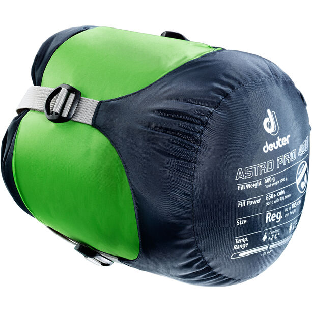 Deuter Astro Pro 400 Sleeping Bag L spring