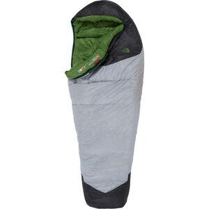 The North Face Green Kazoo Sleeping Bag Herr high rise grey/adder green high rise grey/adder green