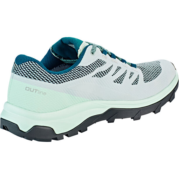 Salomon OUTline GTX Shoes Dam pearl blue/icy morn/reflecting pond