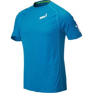 inov-8 Base Elite SS Shirt Herr blue blue