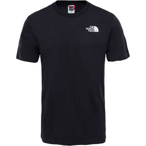 The North Face Simple Dome S/S Tee Herr tnf black tnf black
