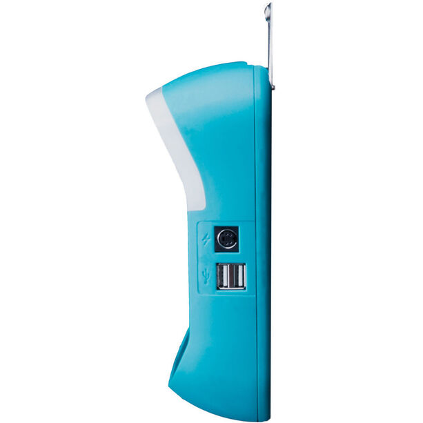 BioLite SolarHome System 620 Lighting bluegreen