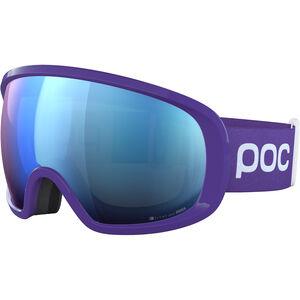 POC Fovea Clarity Comp Goggles ametist purple/spektris blue ametist purple/spektris blue