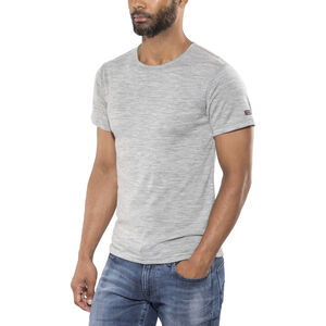 Devold Breeze T-shirt Herr grey melange grey melange