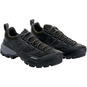 Mammut Ducan Low GTX Shoes Dam black-titanium black-titanium