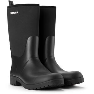Tretorn Strong Neo Rubber Boots black black