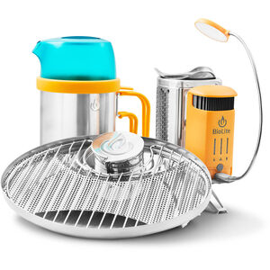 BioLite Campstove 2 Bundle orange orange
