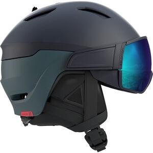 Salomon Driver Dr. Helmet Herr dress blue/moroccan dress blue/moroccan