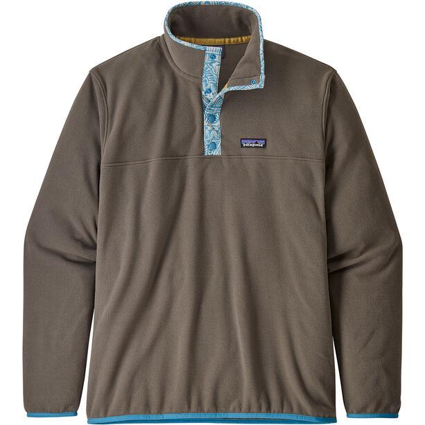 Patagonia Micro D Snap-T Pullover Herr burnie brown