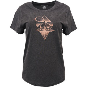 United By Blue Mountain Mist SS Graphic Tee Dam Mountain Ash Mountain Ash