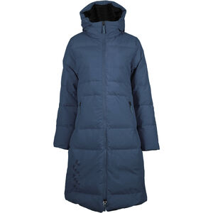 SKHoop Long Down Jacket Dam navy navy