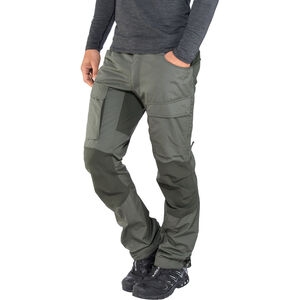 Lundhags Authentic II Pants Herr granite/charcoal granite/charcoal