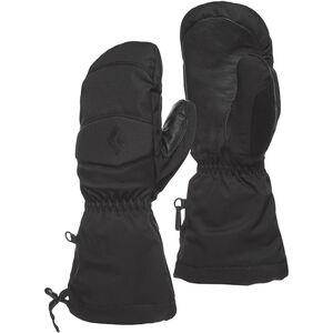 Black Diamond Recon Mittens Dam Black Black