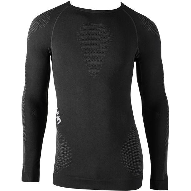 UYN Ambityon UW LS Shirt Herr blackboard/black/white