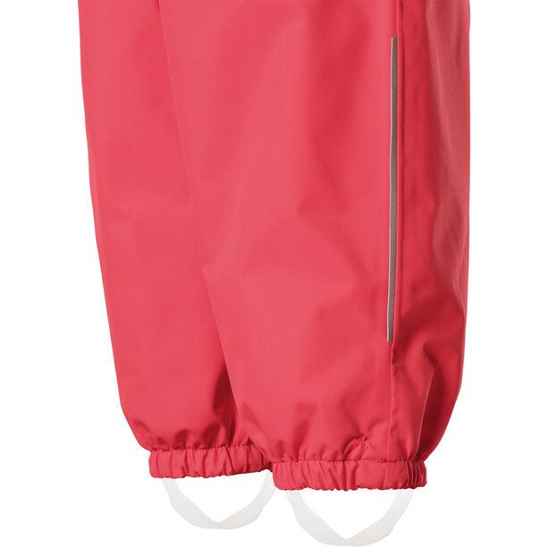 Reima Fudge Overall Kids Coral Red