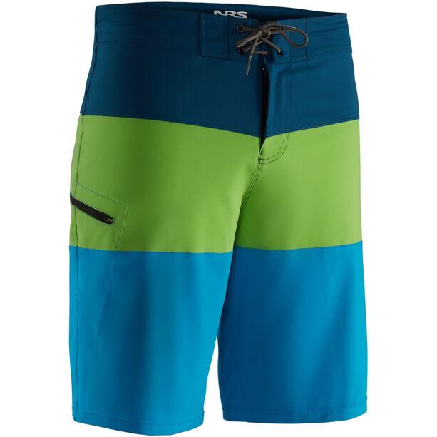 NRS Benny Shorts Herr blue/green