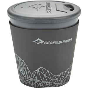 Sea to Summit Delta Light Insulated Mug grey grey