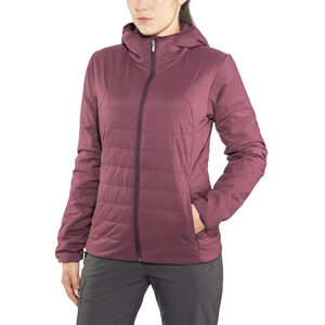 Black Diamond First Light Hoody Jacket Dam wine wine