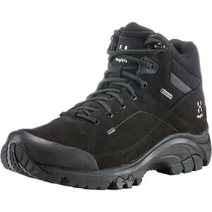 Haglöfs Ridge Mid GT Shoes Dam true black true black