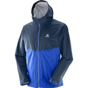 Salomon La Cote Flex 2.5L Jacket Herr surf the web/dress surf the web/dress