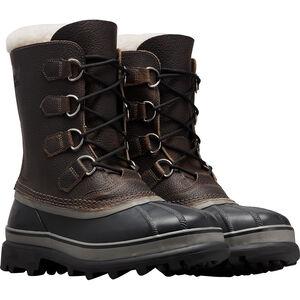Sorel Caribou WL Boots Herr Quarry/Black Quarry/Black