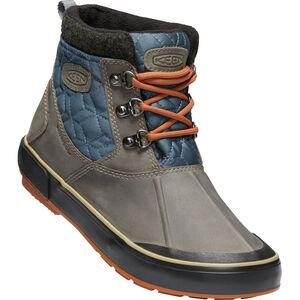 Keen Elsa II Anklequil WP Shoes Dam steel grey/slat steel grey/slat