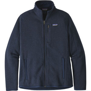 Patagonia Better Sweater Jacket Herr Neo Navy Neo Navy