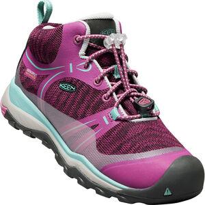 Keen Terradora WP Mid Shoes Barn boysberry/red v boysberry/red v