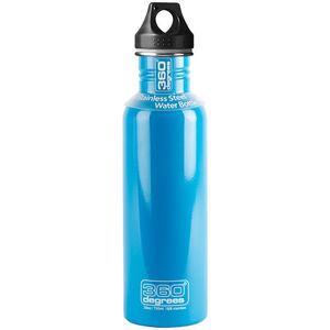 360° degrees Stainless Drink Bottle 750ml sky blue sky blue