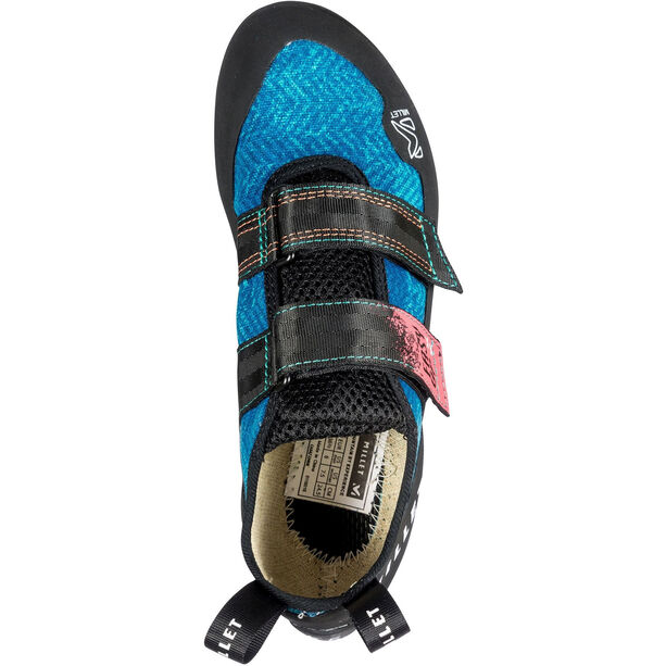 Millet Easy Up Low Shoes Dam pool blue