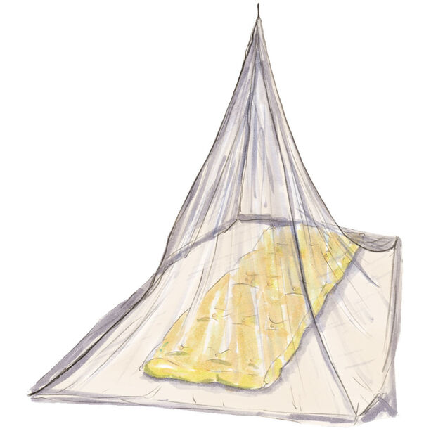 CAMPZ Trapez Mosquito Net Extra Fine