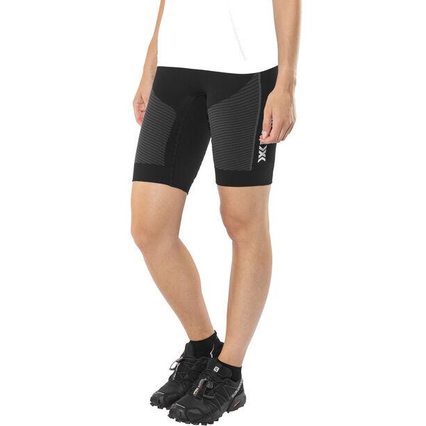 X-Bionic Speed Evo Running Pants Short Dam black/anthracite