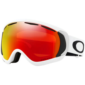 Oakley Canopy Snow Goggles matte white/prizm torch iridium matte white/prizm torch iridium