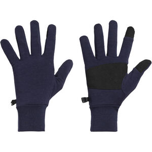 Icebreaker Sierra Gloves midnight navy midnight navy