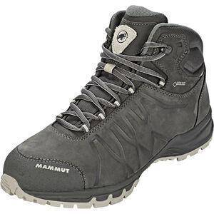 Mammut Mercury III Mid GTX Shoes Herr graphite-taupe graphite-taupe