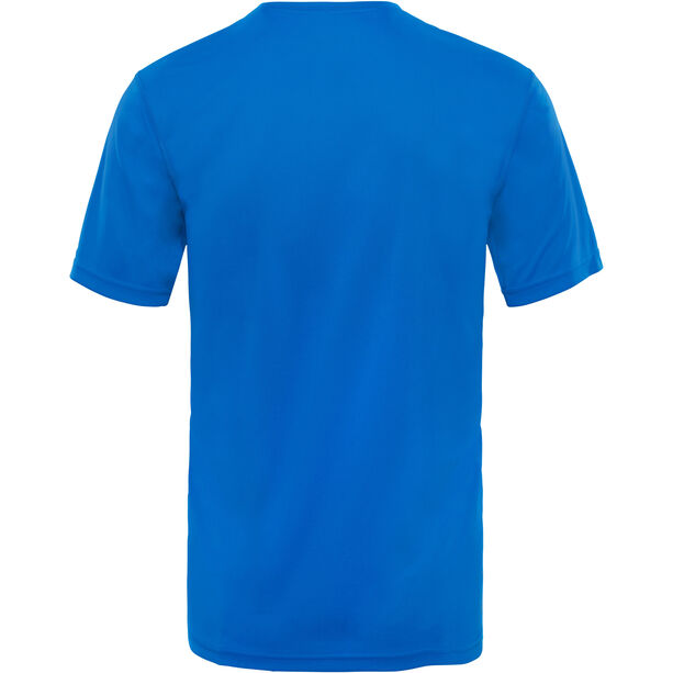 The North Face Flex S/S Shirt Herr turkish sea