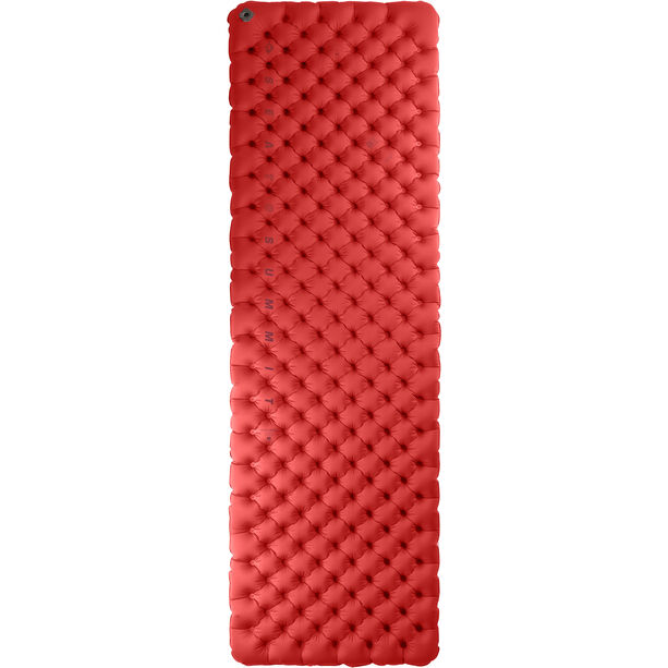 Sea to Summit Comfort Plus XT Insulated Mat Rectangular Large red