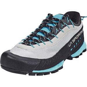 La Sportiva TX3 GTX Shoes Dam grey/blue moon grey/blue moon