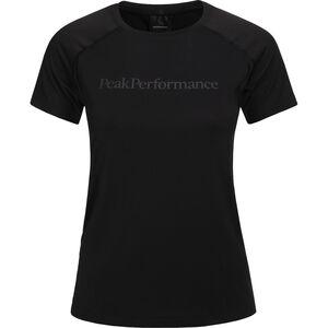 Peak Performance Gallos Co2 SS Shirt Dam black black