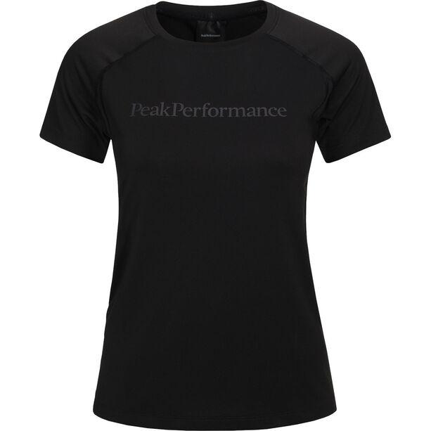 Peak Performance Gallos Co2 SS Shirt Dam black