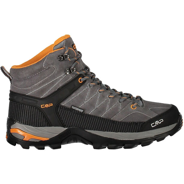 CMP Campagnolo Rigel Mid WP Trekking Shoes Herr grey-aperol