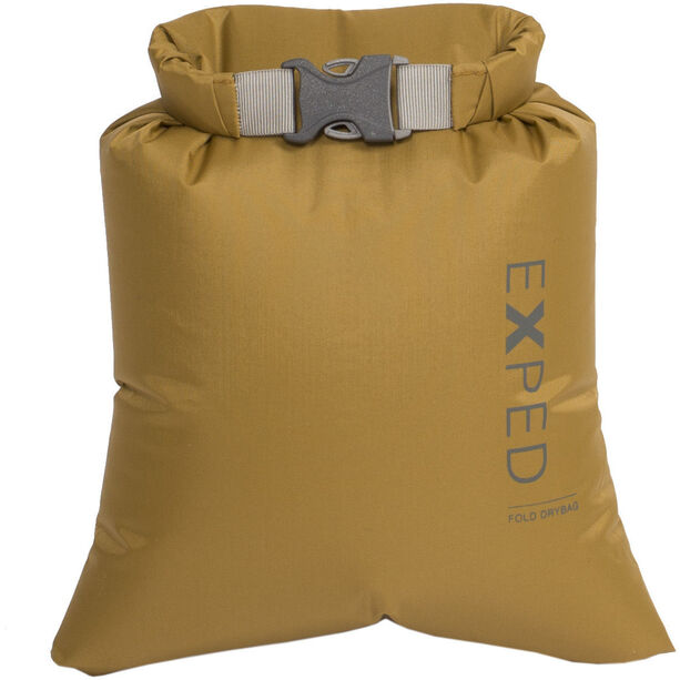 Exped Fold Drybag 1l brown